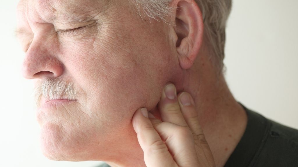 jaw pain tmj